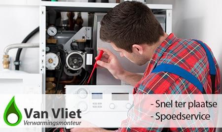 CV-service Van Vliet Verwarming