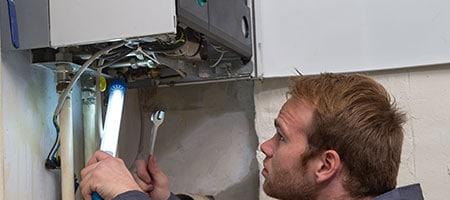 storing centrale verwarming [var1]