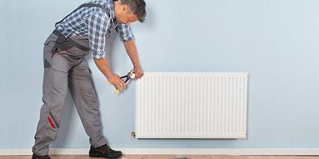 cv ketel en vloerverwarming leads