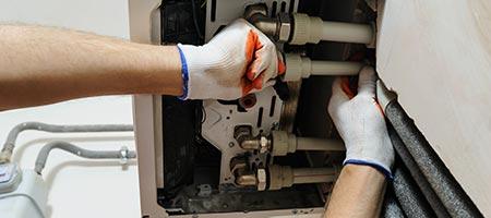 verwarmingsmonteur onderhoud Wormer