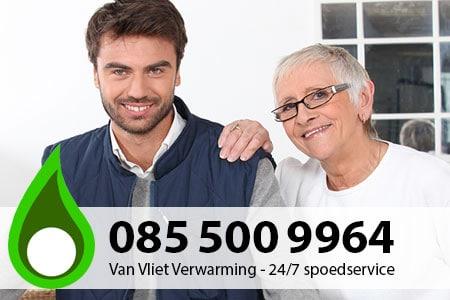Verwarming Volendam