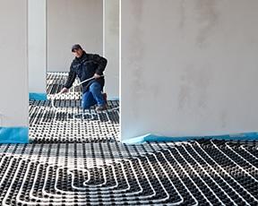 Vloerverwarming zelf aanleggen? Een handig stappenplan!